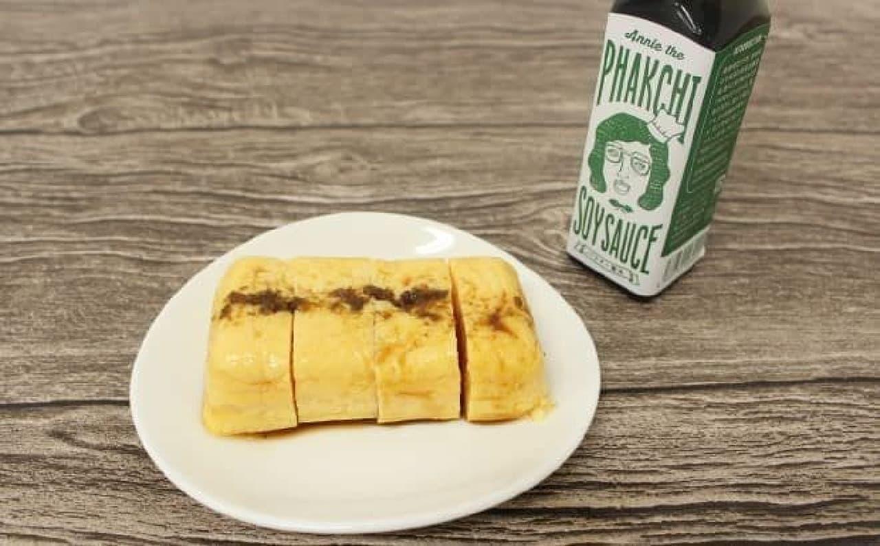 パクチー醤油は、パクチニストはもちろん、パクチー嫌いにもおすすめできる万能調味料