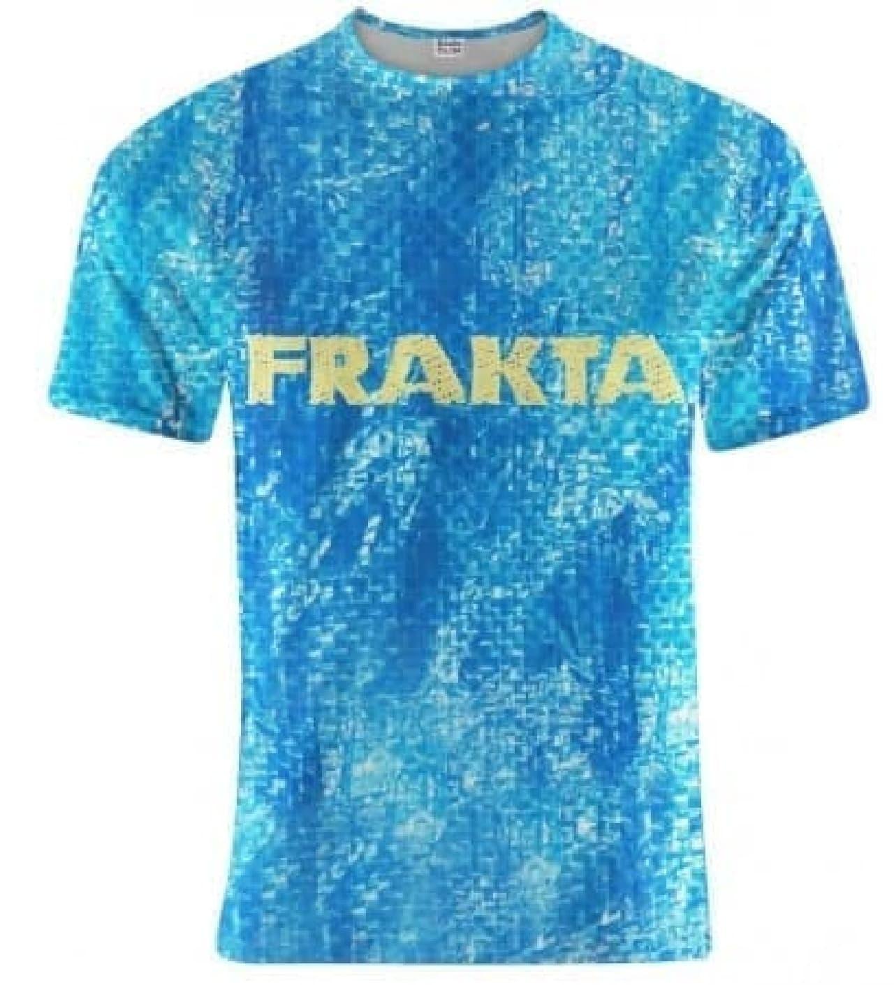 イケアの「FRAKTA」Tシャツ