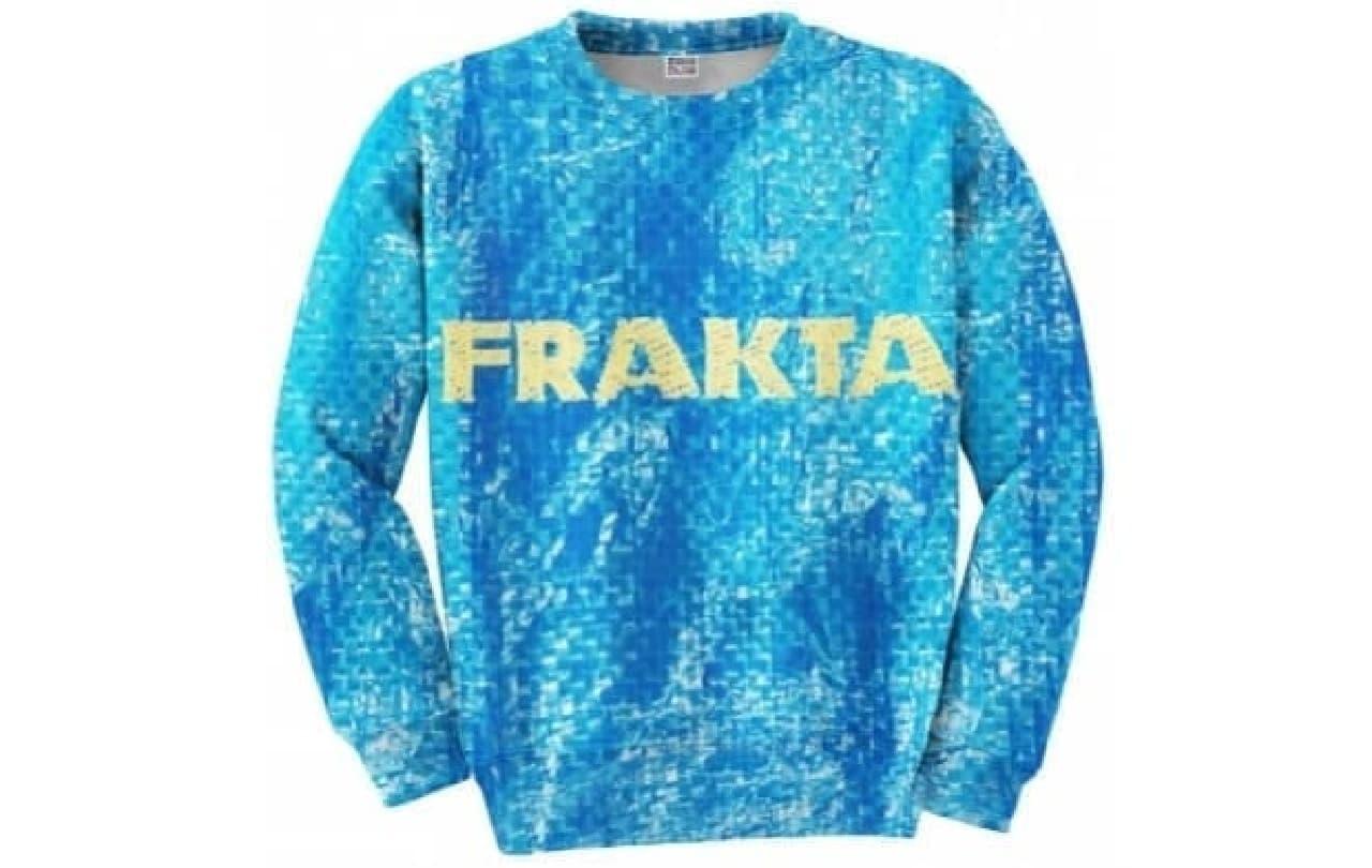 イケアの「FRAKTA」トレーナー