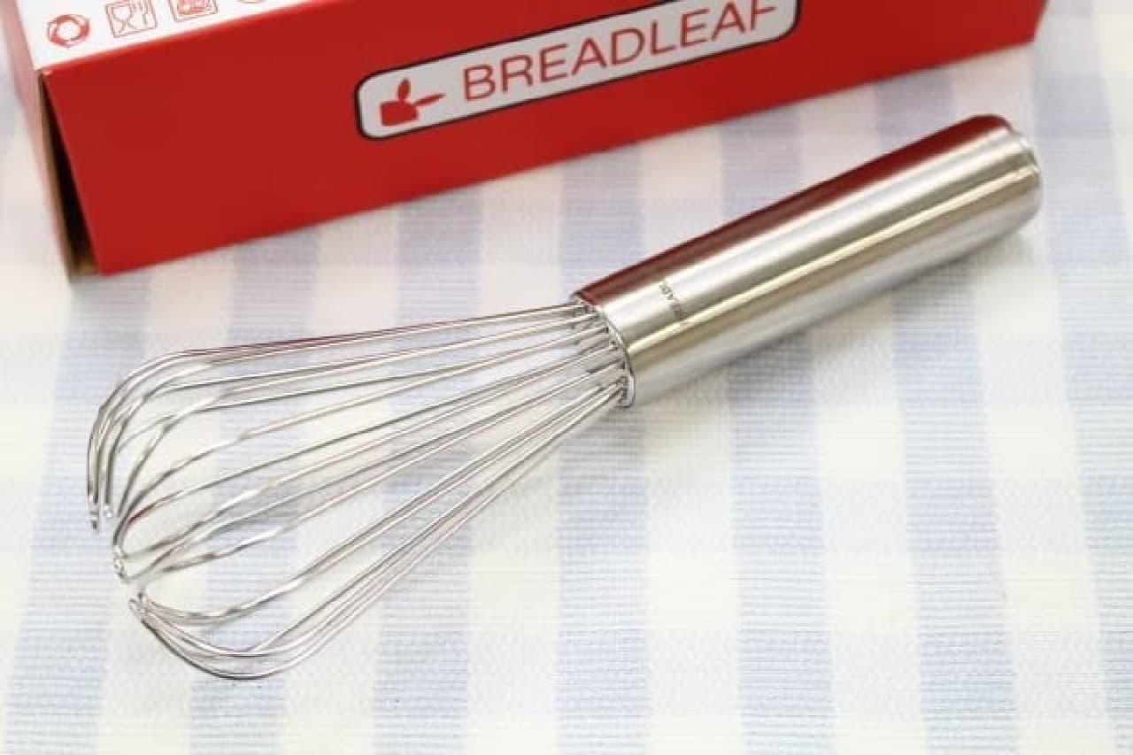 お手入れ簡単 おすすめ 泡立て器 BREADLEAFバルーン ウィスク ミニ
