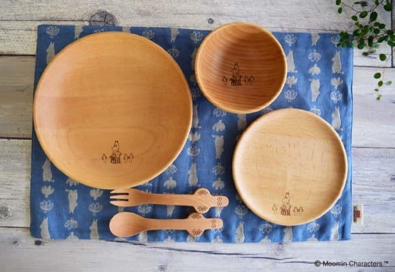 ムーミンショップ「木製キッチンシリーズ」