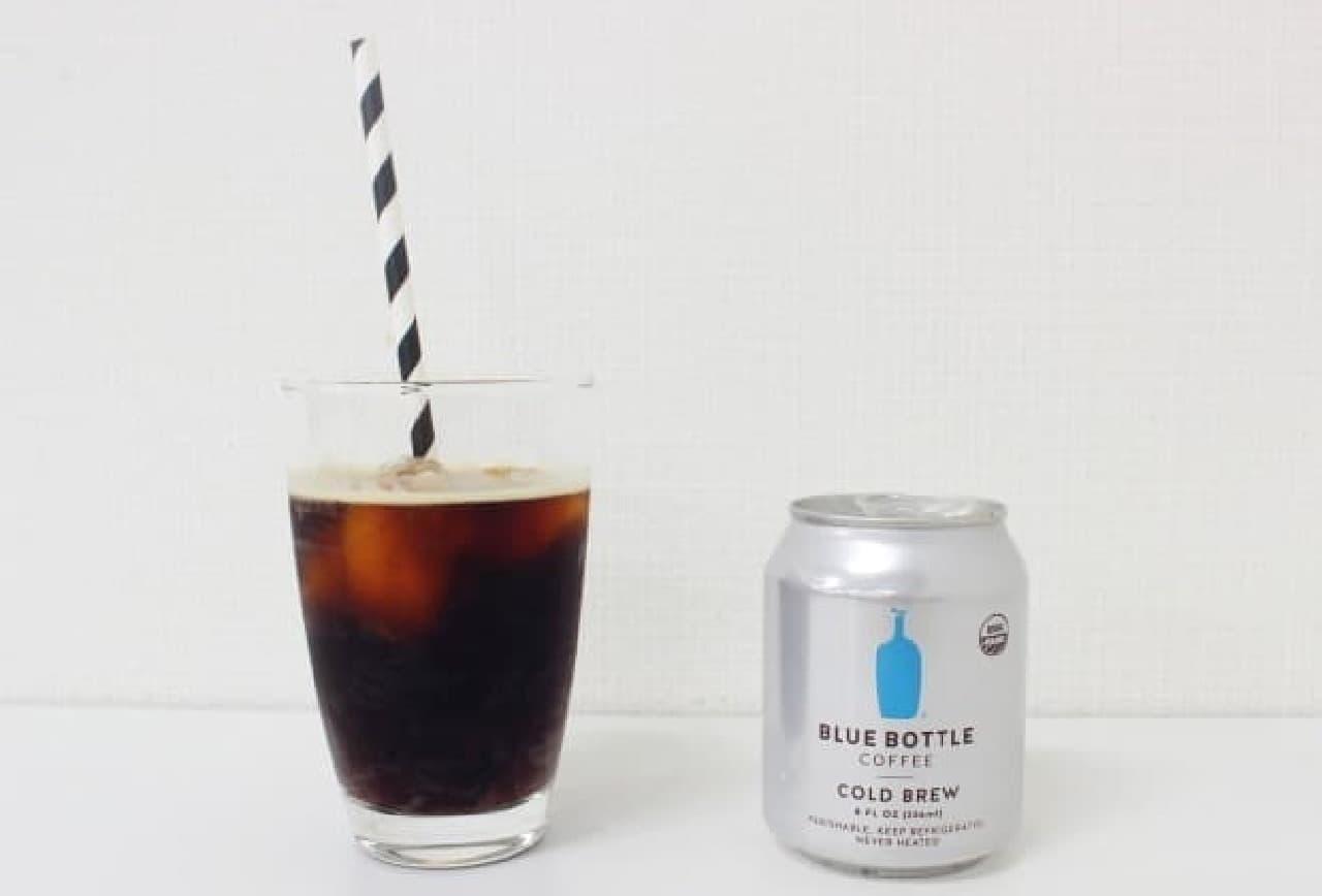 ブルーボトルコーヒーの限定缶コーヒー