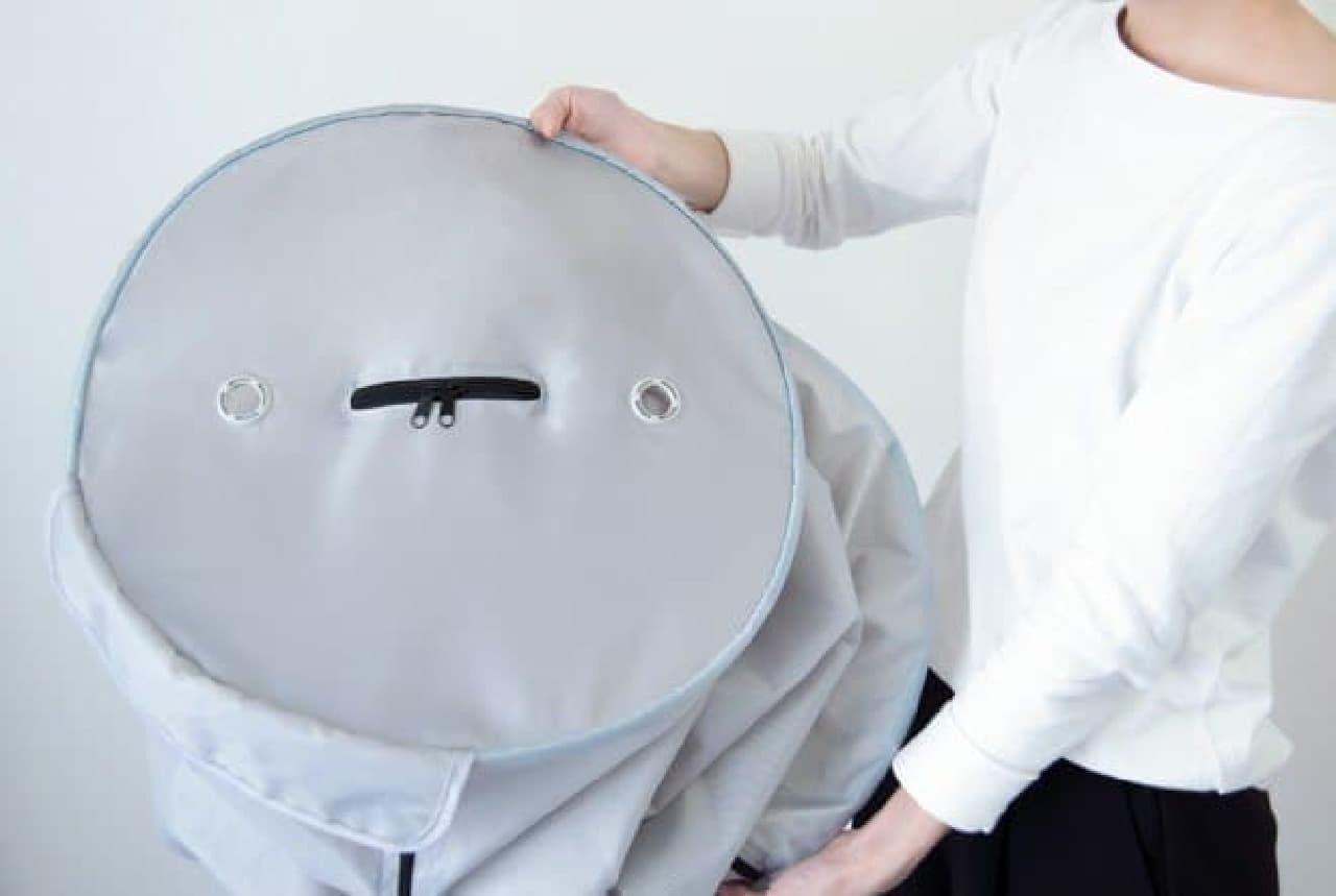 石崎電機製作所「コンパクト衣類乾燥機」