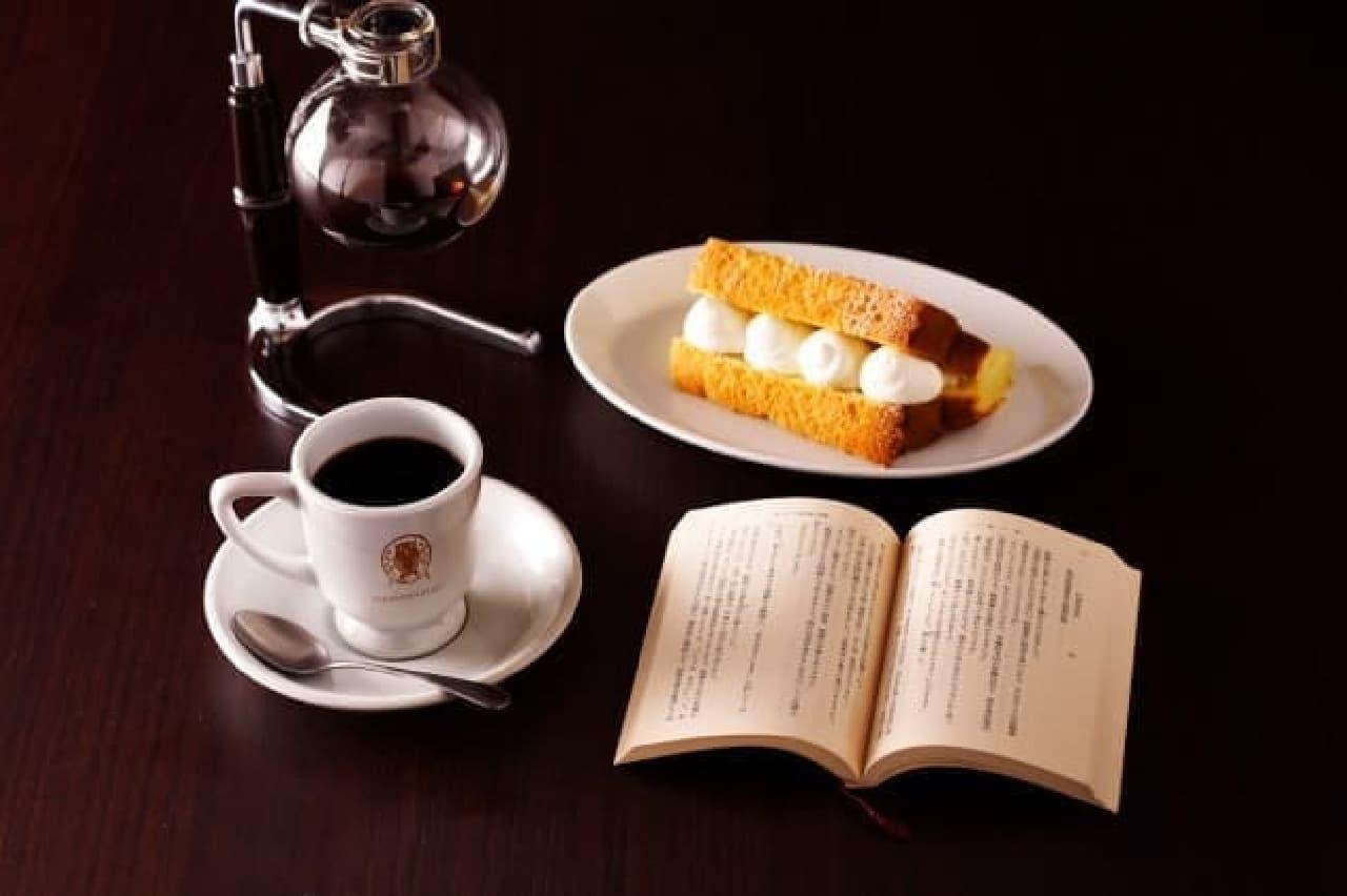 ブックカフェ「本と珈琲 梟書茶房(フクロウショサボウ)」