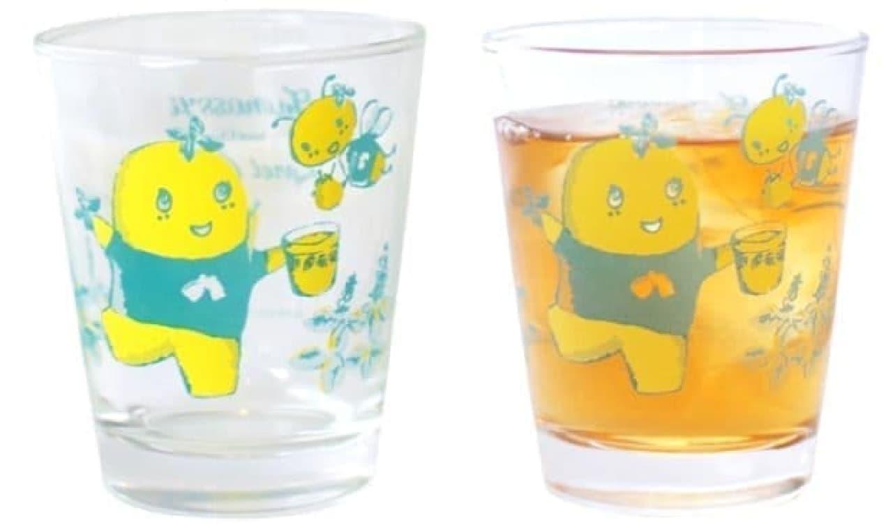 カレルチャペック×ふなっしー水出し紅茶「FUNATTEA!」