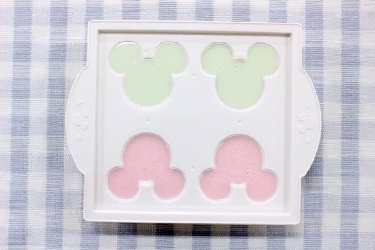 ダイソー「アイストレーミッキーマウス」