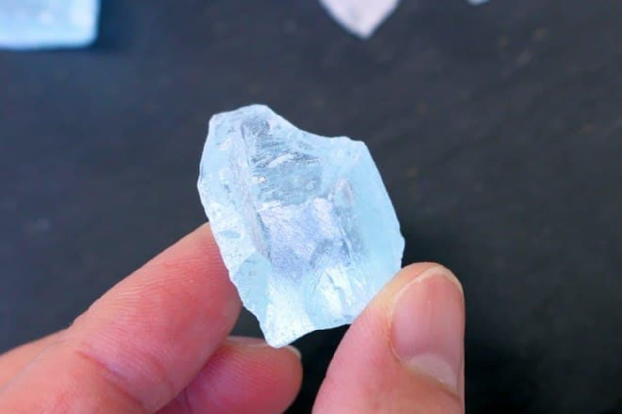 ロフトの鉱石みたいな飴「SUZUIRO(涼色)」