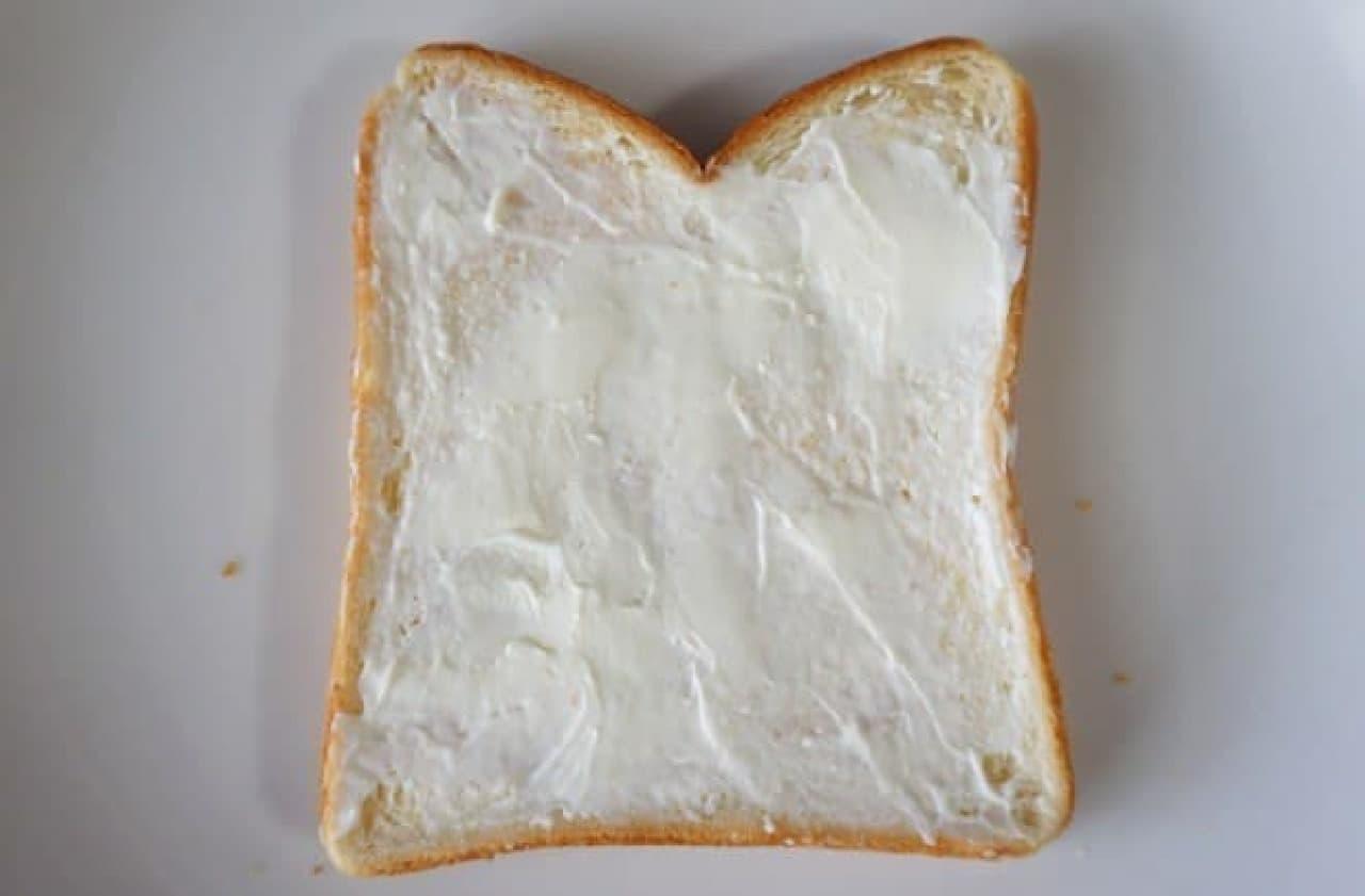 トーストアートのやり方