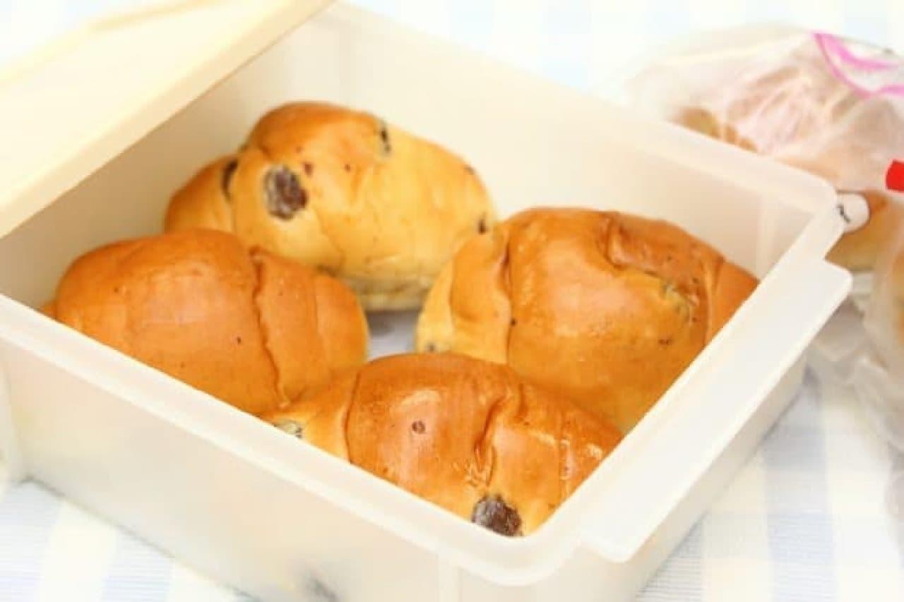 食パン冷凍保存ケース SBR2