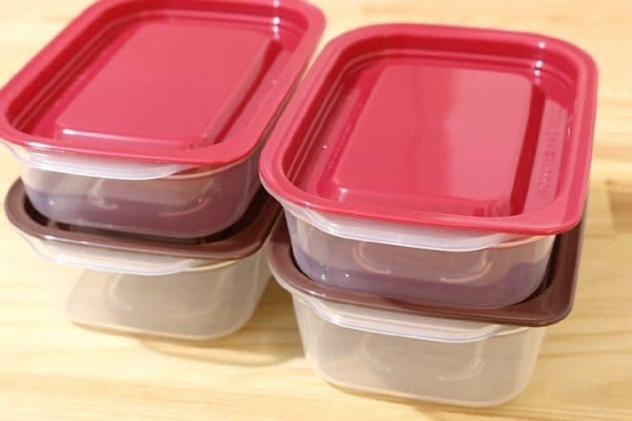 タニタ食堂おすすめ レンジ対応保存容器