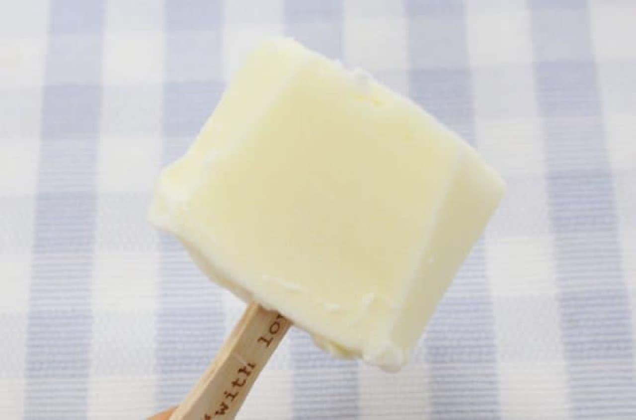 ヨーグルトアイスの作り方