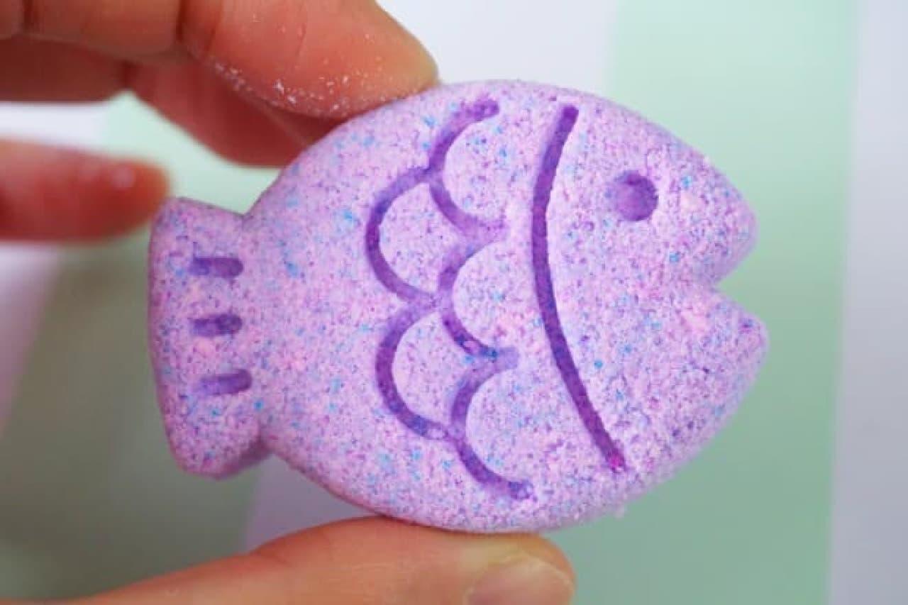 入浴剤「バスボム」の作り方
