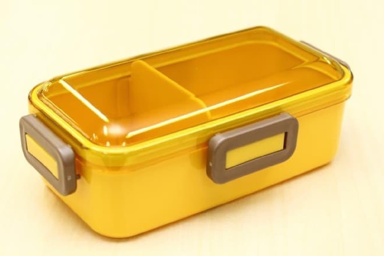 ふんわり盛れる ドーム型フタ 弁当箱