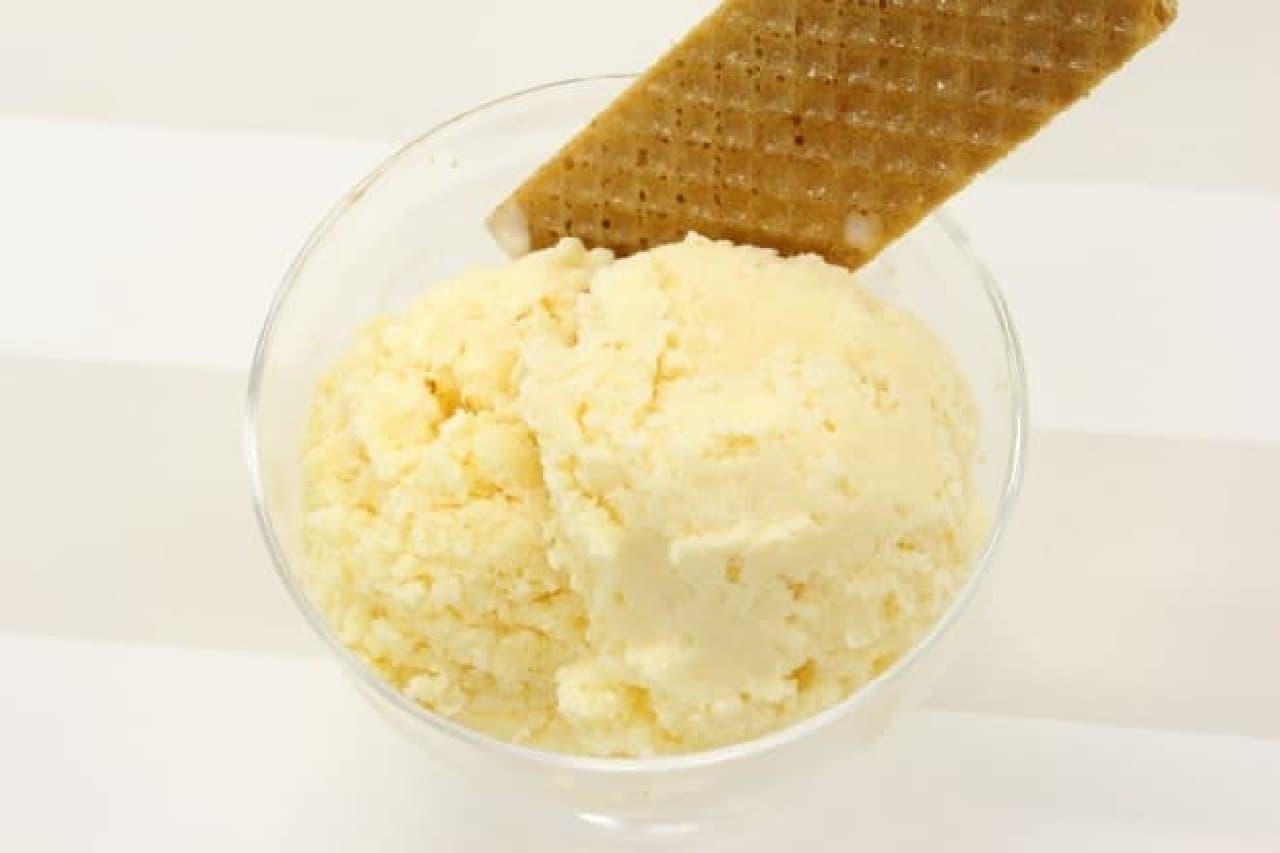 甘酒アイスクリームの作り方