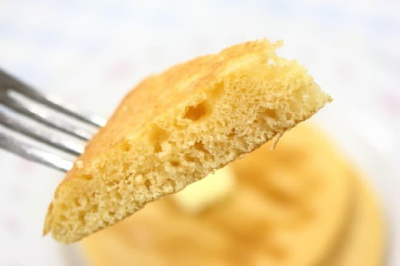 マルコメ「大豆粉でおいしいパンケーキミックス」