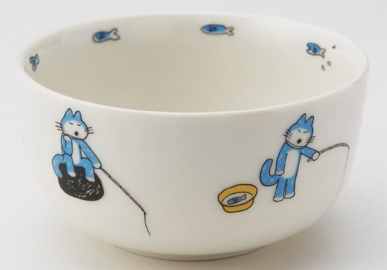 「11ぴきのねこ」刊行50周年記念の食器セット