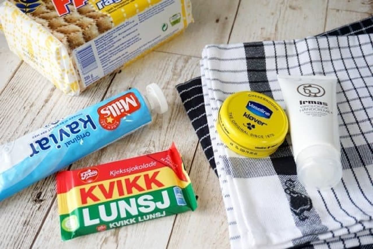 北欧のスーパーマーケット