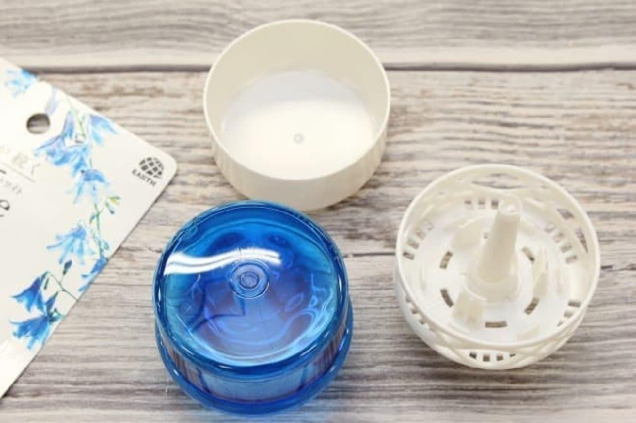 アース製薬の水洗トイレ用芳香洗浄剤「ToWhite トワイト」