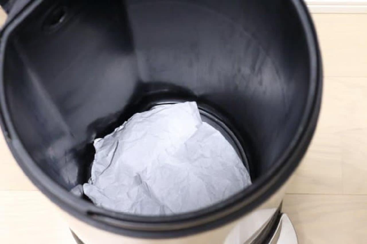 脱臭シート「脱臭炭 ニオイとり紙」