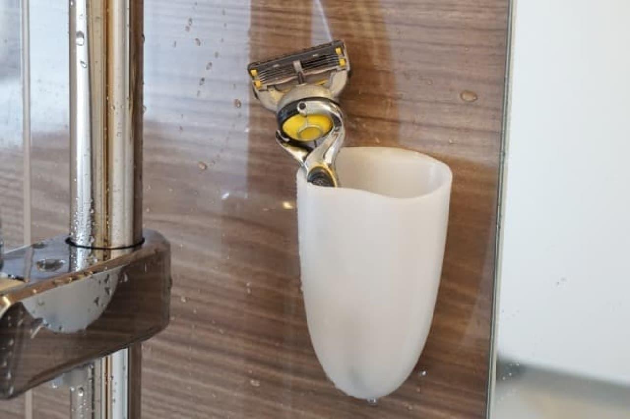 コマンド フック 水まわりにも使える収納小物