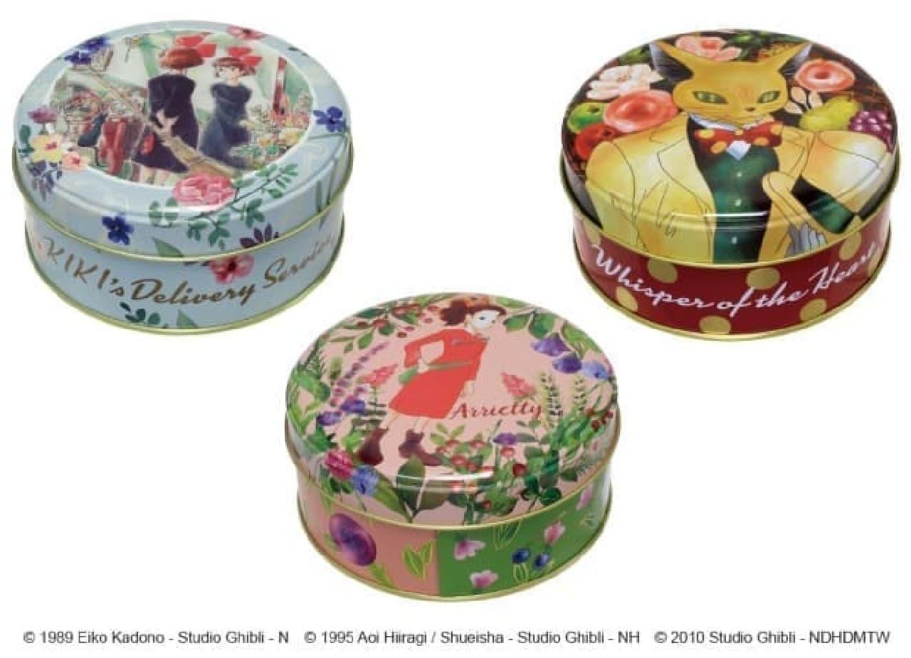 ジブリ作品とお茶専門店「ルピシア」のコラボティー
