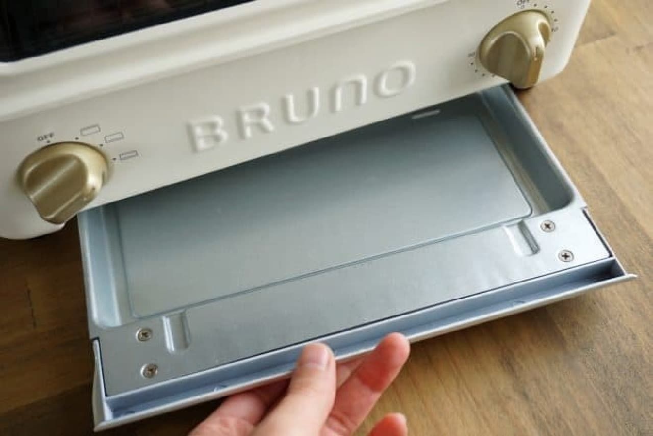 BRUNO(ブルーノ)「トースターグリル」
