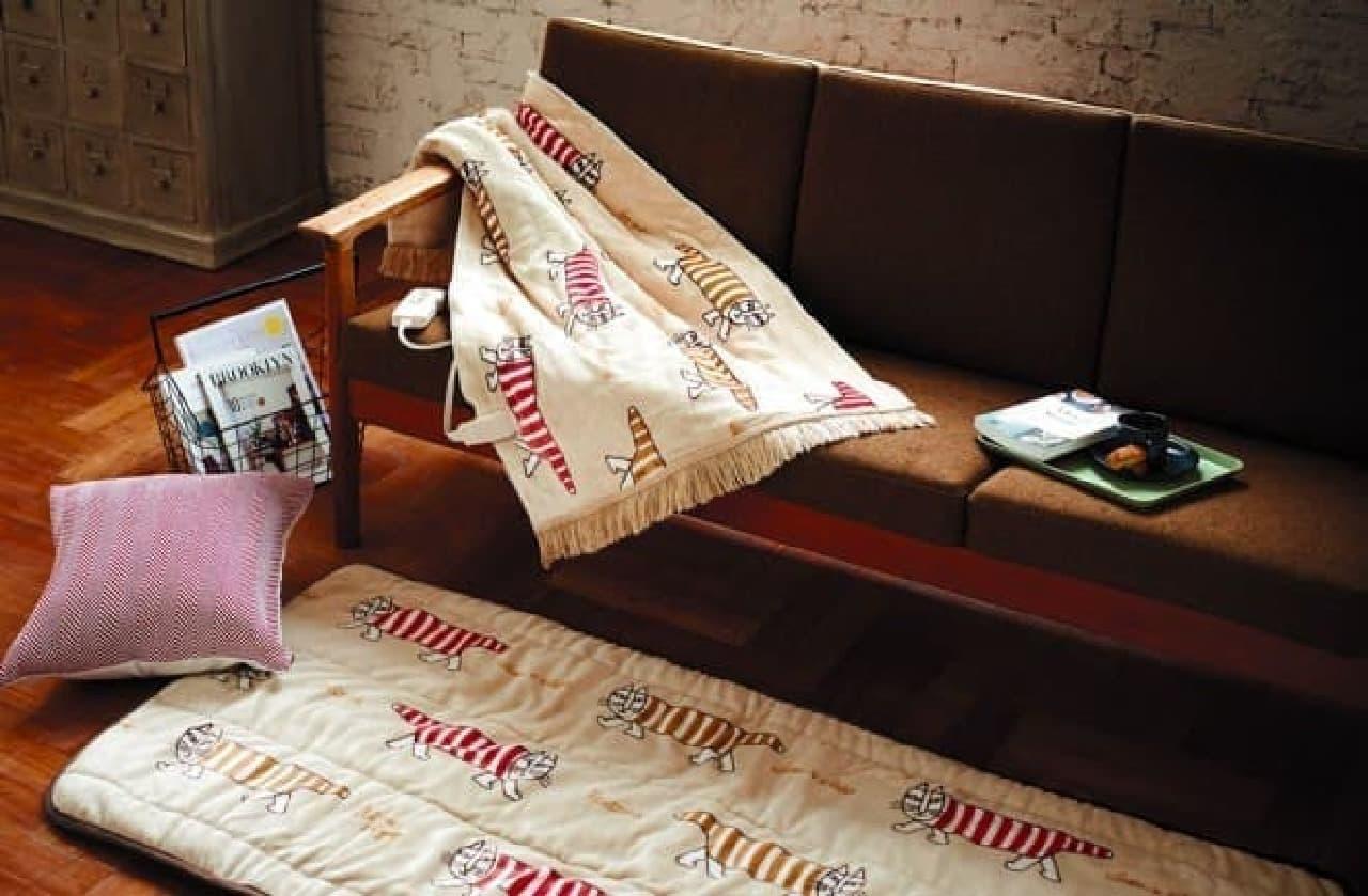 リサ・ラーソン「マイキー」電気敷毛布