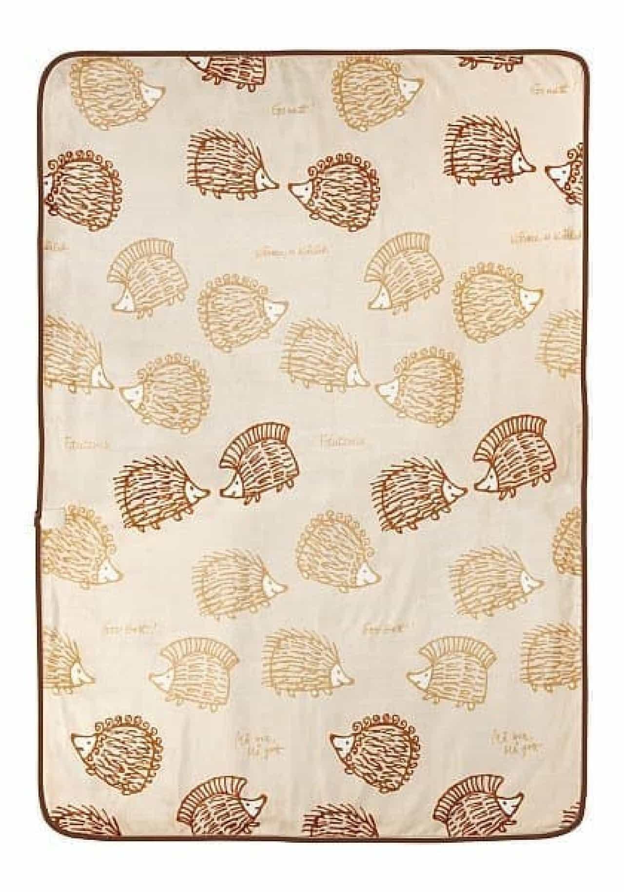 リサ・ラーソン「イギー・ピギー・パンキー」電気掛敷毛布
