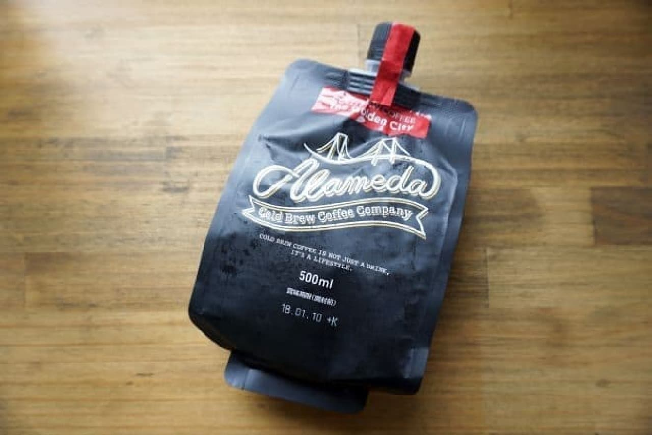アラメダのコールドブリューコーヒー