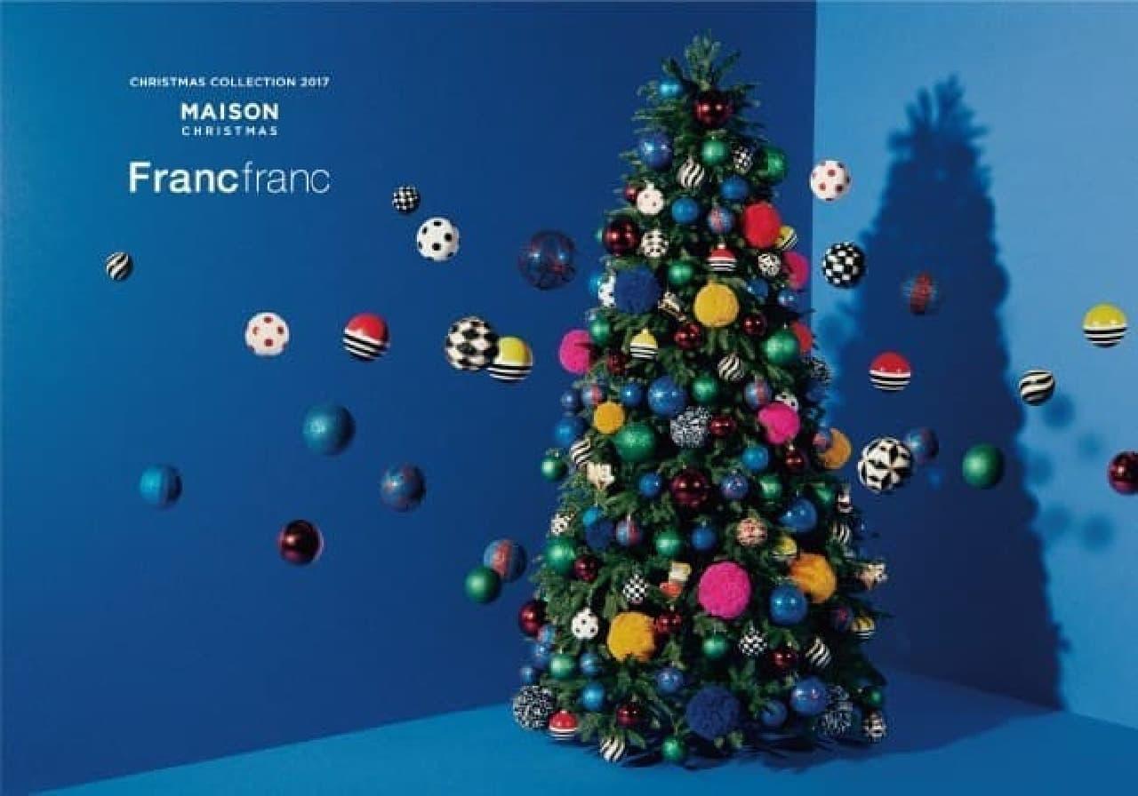 Francfranc(フランフラン)のクリスマスコレクション