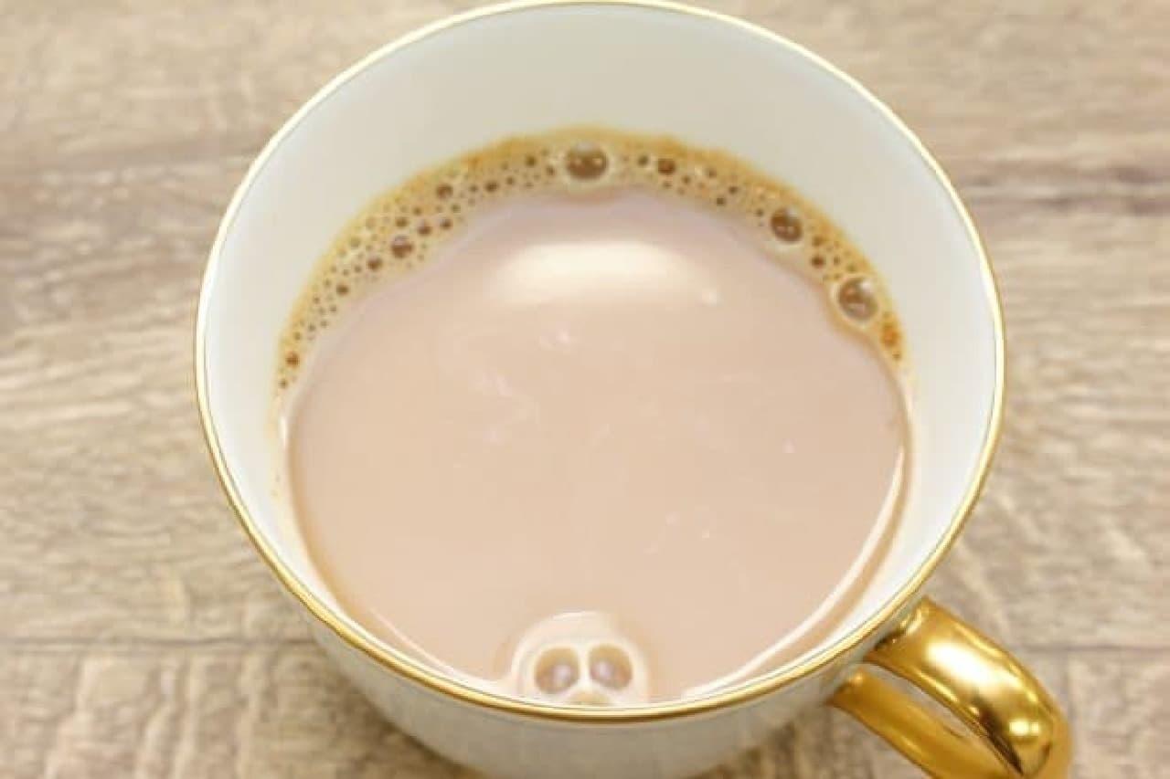 カフェインレスのコーヒーや紅茶、低カロリーのミルクココア
