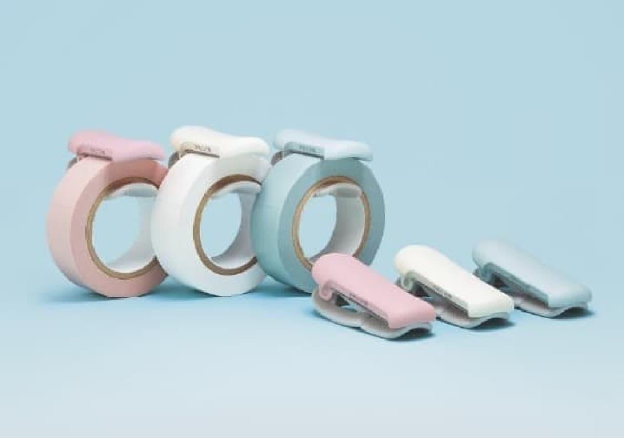 コクヨ「テープカッター<カルカット>(クリップタイプ)」