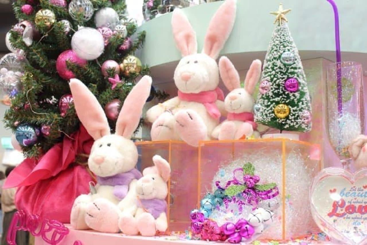 PLAZAのクリスマスキャンペーン