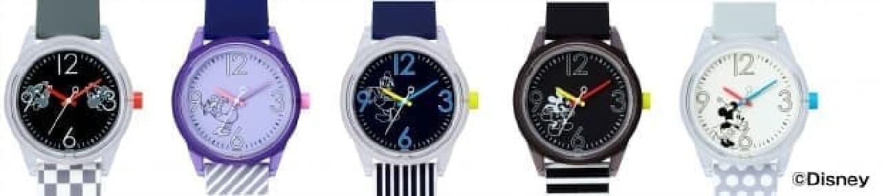 シチズン時計のディズニーコレクション