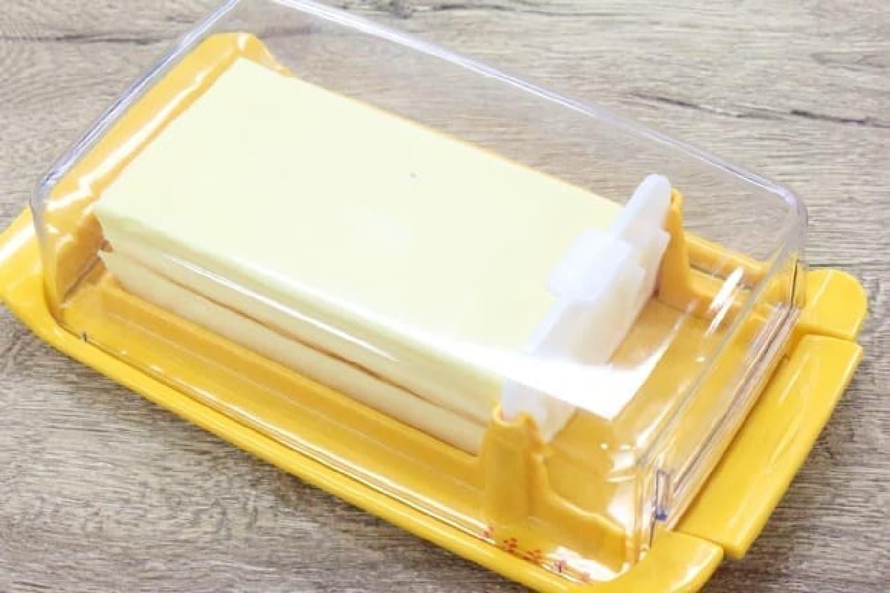 貝印のBready SELECT バターケース[カッター付き]