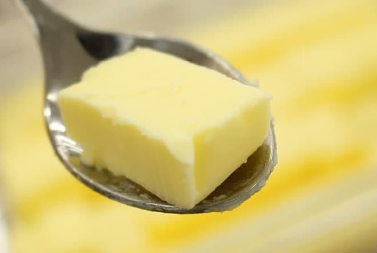 貝印のバター5gカット保存ケース