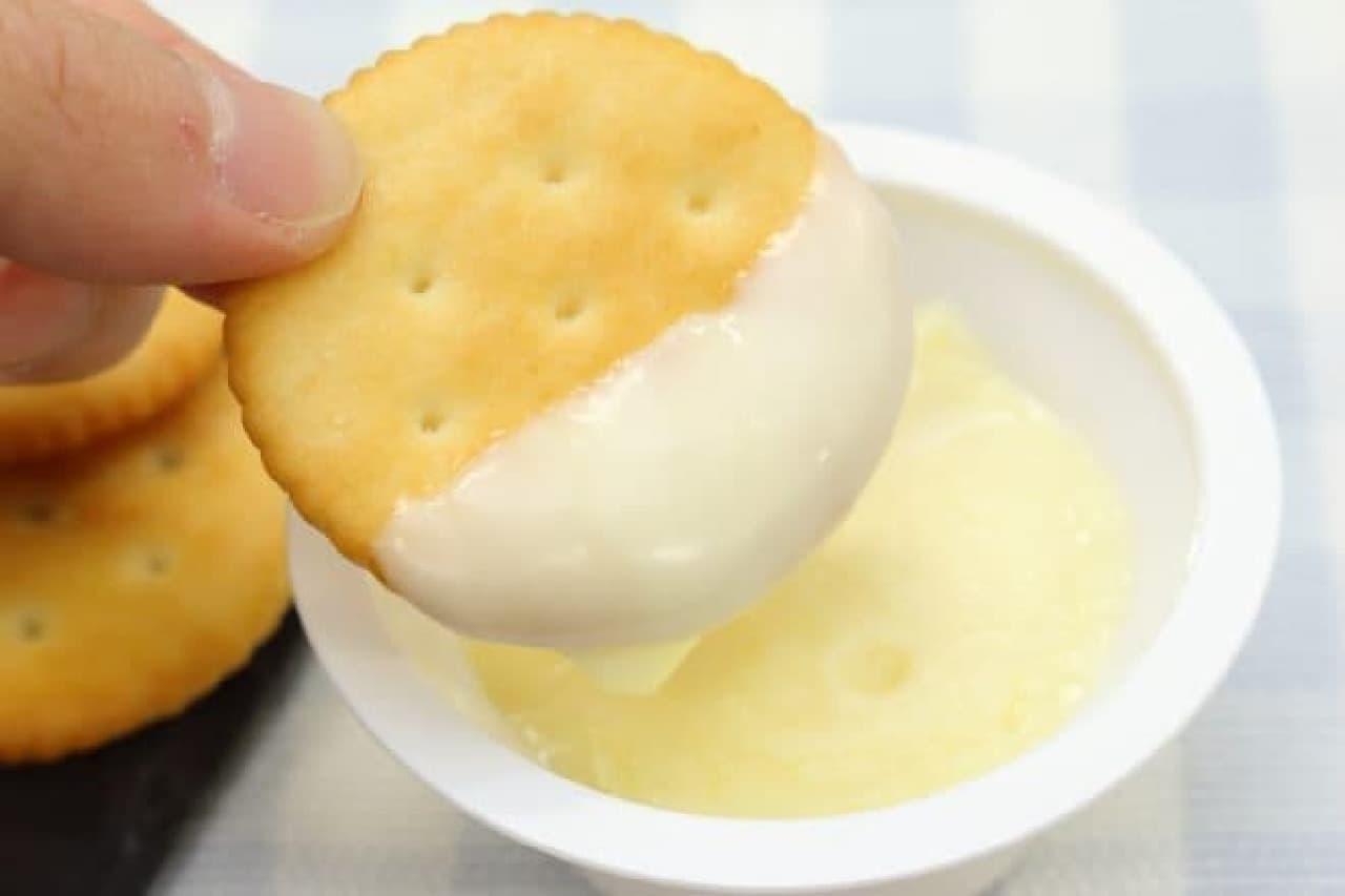 セブンプレミアム「チーズフォンデュ」