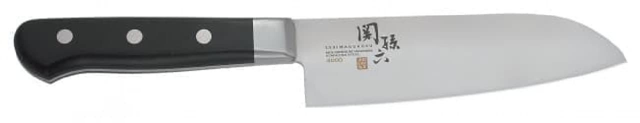 貝印の関孫六 小三徳145mm