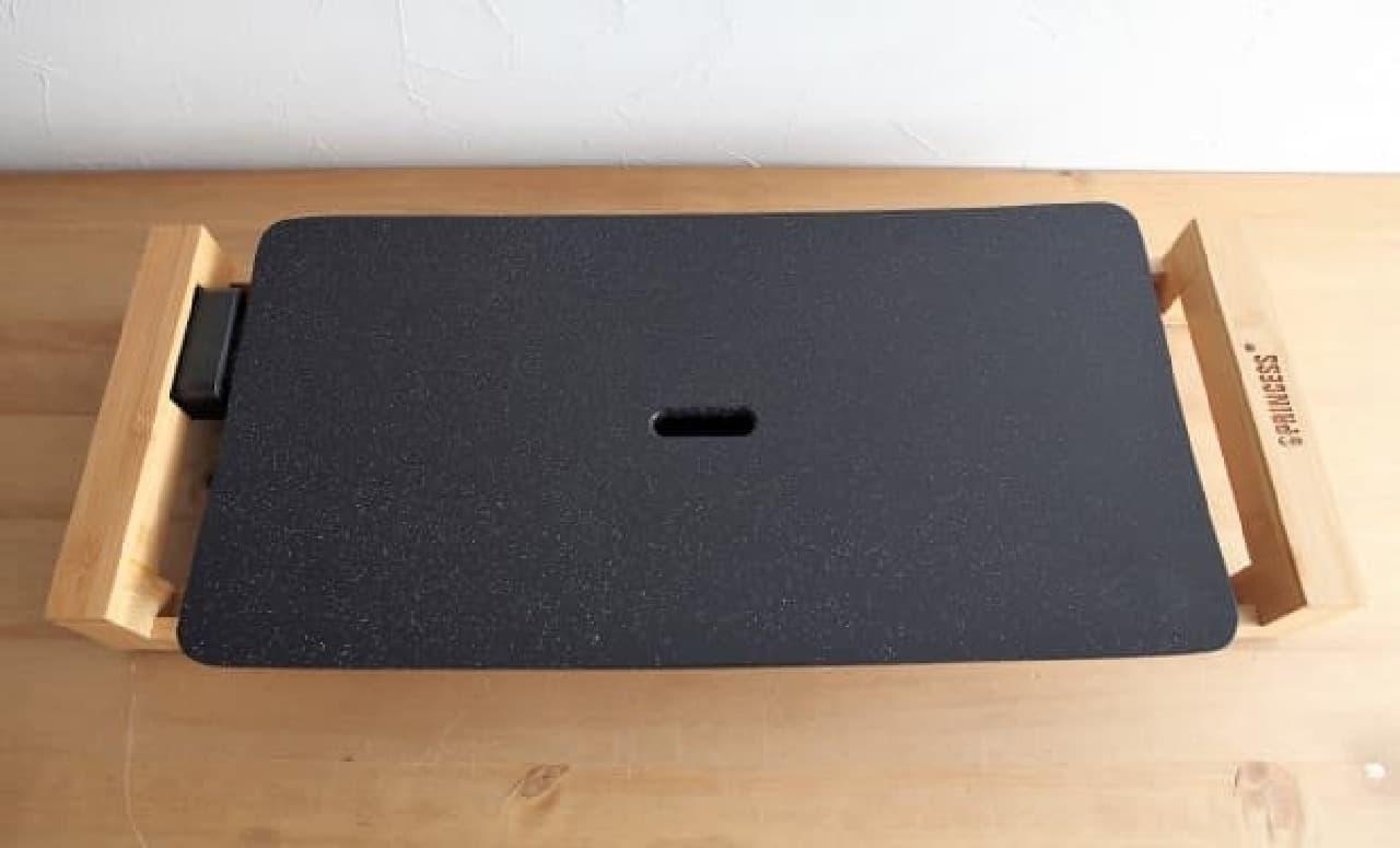 PRINCESSのホットプレート「テーブルグリルピュア」