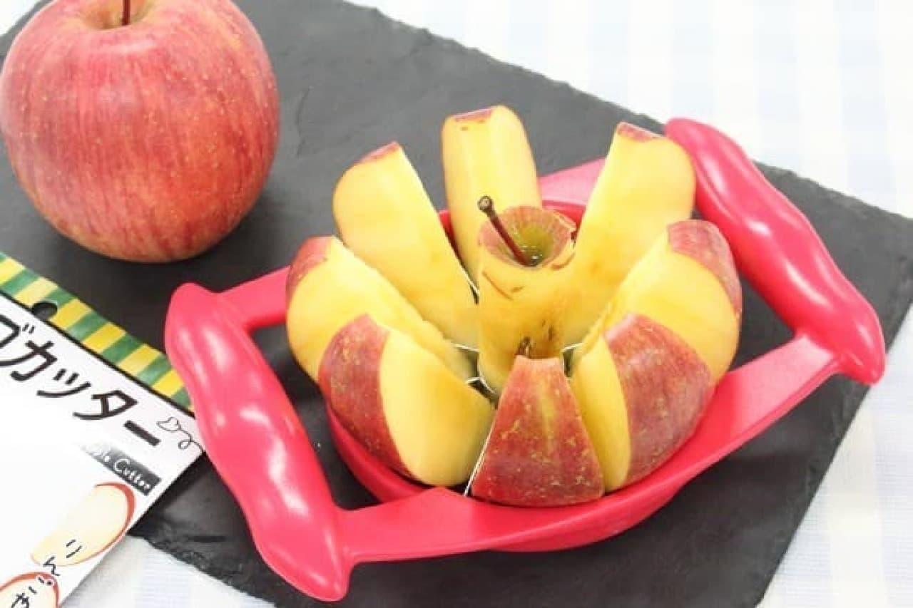 貝印「リンゴカッター」
