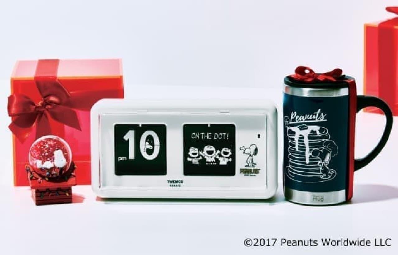TWEMCO×ピーナッツカレンダークロック