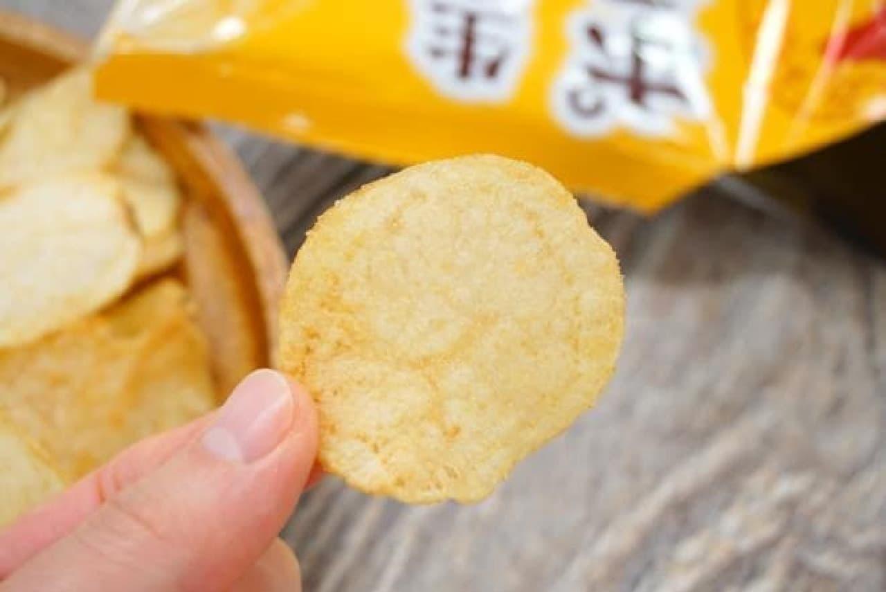 山芳製菓「生産者限定ポテトチップス」