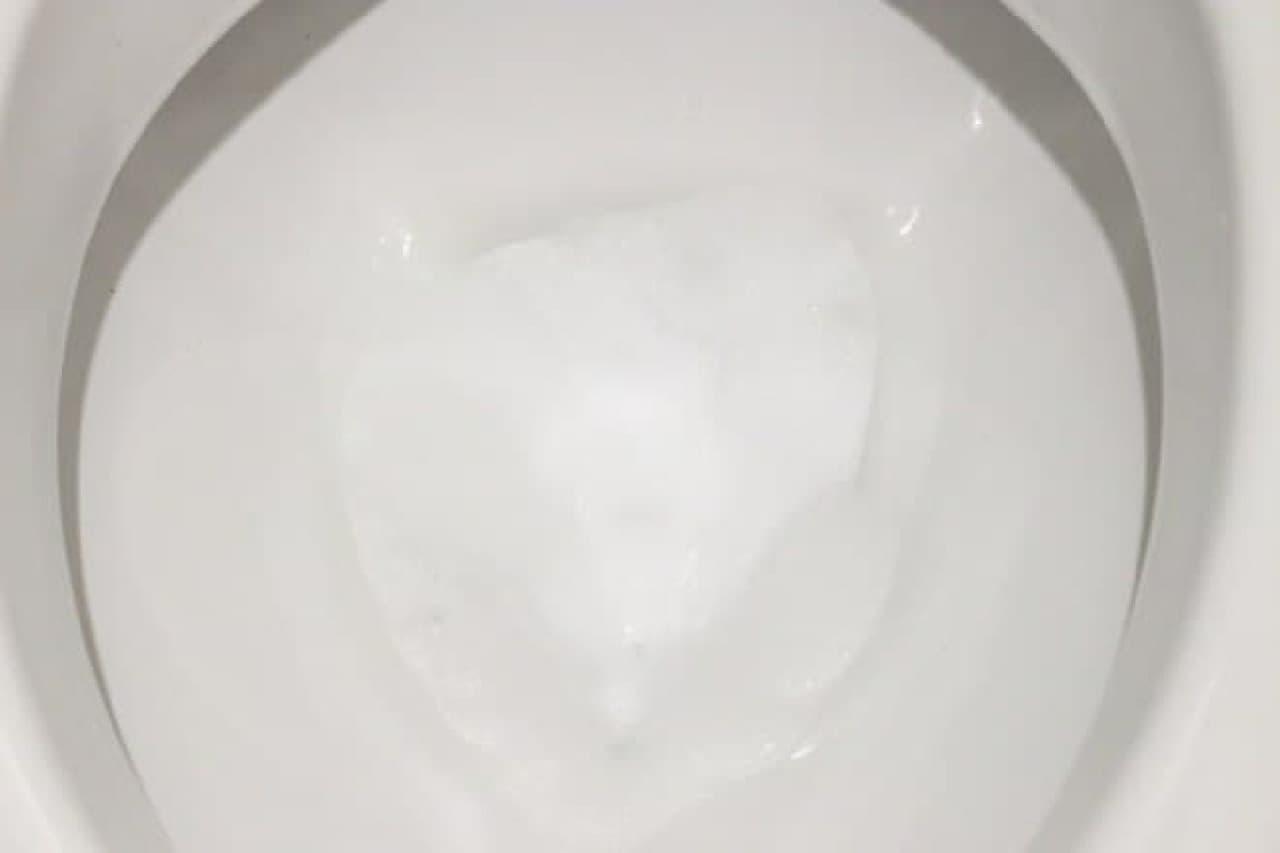 洗浄力 モコ泡わ トイレクリーナー