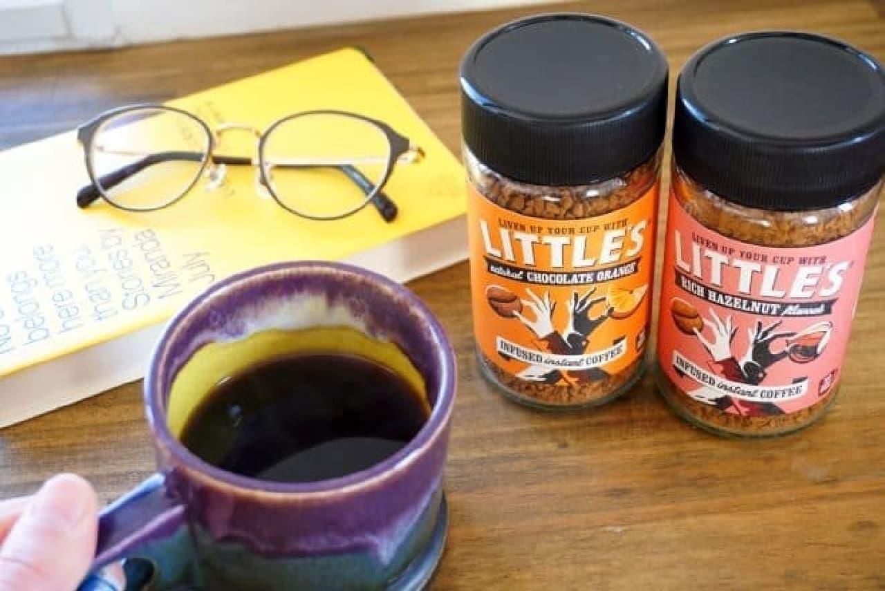 インスタントフレーバーコーヒー「LITTLE'S(リトルズ)」