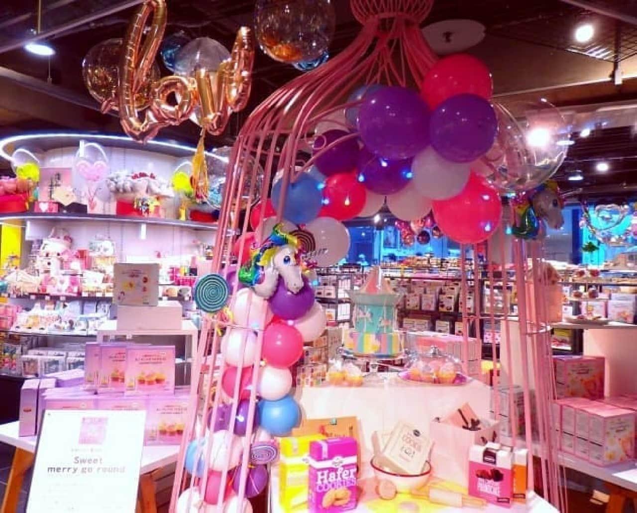 渋谷ロフトのバレンタイン商品