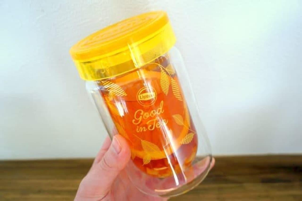 リプトン冬のアレンジティー「Lipton Good in Tea」