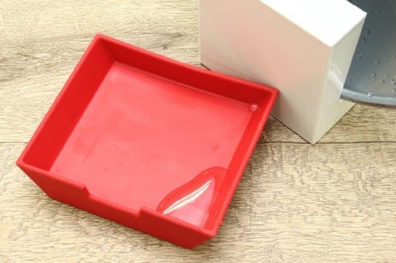 鍋蓋やお玉、レシピ本などを置ける「キッチン マルチスタンド」