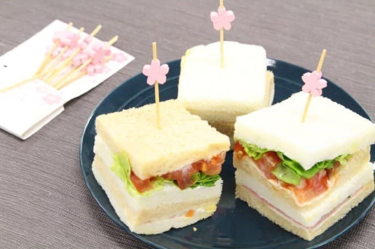 キャンドゥ 桜ピック