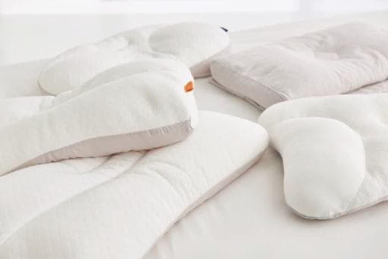 東京西川「医師がすすめる健康枕」