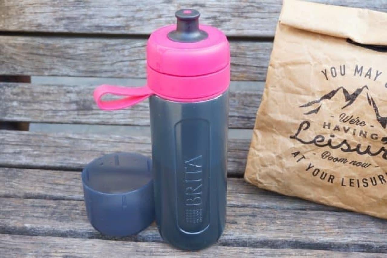 ブリタの浄水ボトル「fill&go Active」